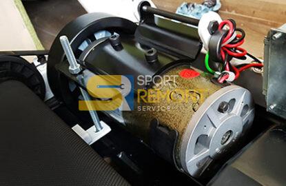 Ремонт електродвигуна бігової доріжки