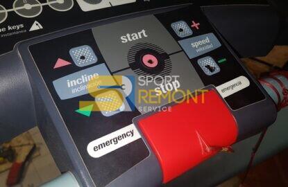 Відновлення кнопок консолі бігової доріжки
