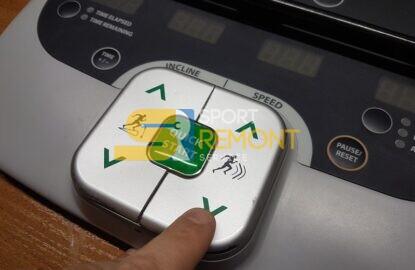 Заміна кнопок консолі